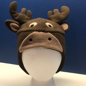 Hanna Andersson Reindeer Hat Size Small